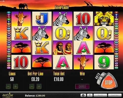 Bagaimana Cara Mencapai kemenangan permainan mesin slot pesta jackpot